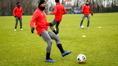 Dubbel hopen (tegen beter weten in): Standard moét winnen van Arsenal om kans te maken op Europese winter