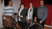 Manuella wint nieuwe fiets dankzij buurtwinkelen