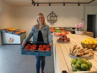 Sofie opent fruit- en groentenwinkel langs Tieltstraat