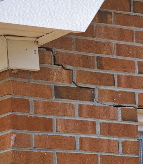 1 miljoen huizen dreigen te verzakken: verzekeraar betaalt niks uit