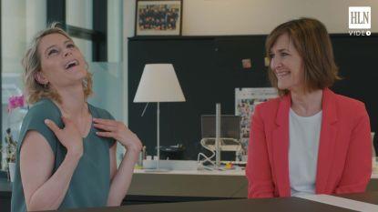 """'Over Moeders' met zakenvrouw Ann Claes: """"Als ze mij nodig hebben, ben ik er"""""""