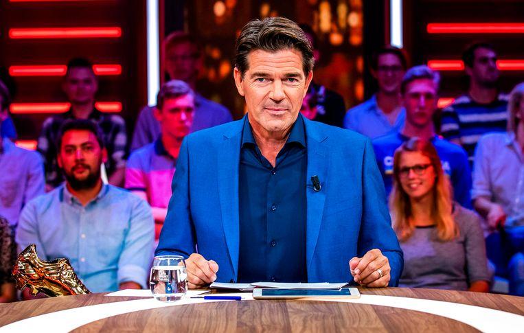 Twan Huys blijft maar kijkers verliezen met zijn RTL Late Night.  Beeld ANP Kippa