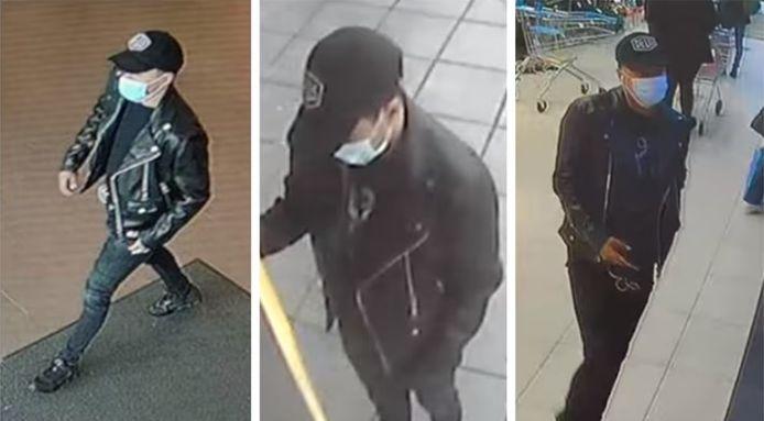 Politie zoekt identiteit van man die ouderen oplicht.