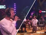 Chef'Special covert K3 nummer 'Oya Lélé' tijdens Foute Maand van Qmusic