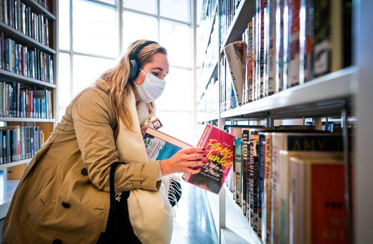 Bibliotheek Den Haag Beeld