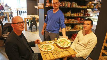 Restaurants serveren  Fair Trade-gerechten