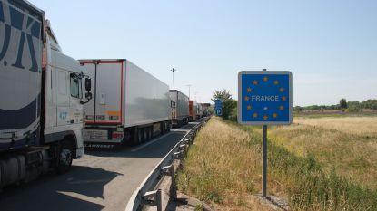 Vanaf 25 mei hinder verwacht op E40 door wegenwerken net voorbij Franse grens