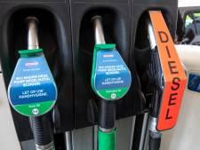 Benzinedief na meerdere keren onbetaald tanken aangehouden in Halsteren