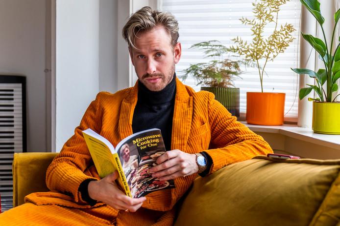 Utrechter Daan Boom (30): 'In het theater kun je zweven; dan bestaat er even niet anders in de wereld.'