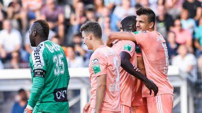 VIDEO. Puffen op Charleroi, maar Dimata en Santini bezorgen Anderlecht alweer winst