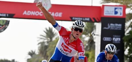 Omloop ontvangt Van der Poel ondanks coronageval in ploeg met open armen