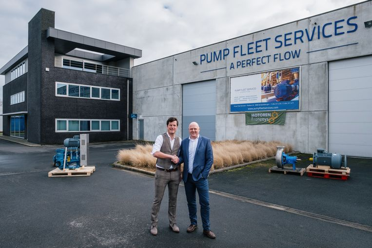 Motoren Francoys neemt Pump Fleet Services over.