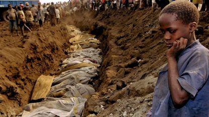 Vier massagraven met 200 lichamen gevonden in Rwanda