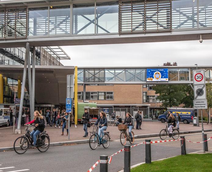 De campus van Windesheim in Zwolle.