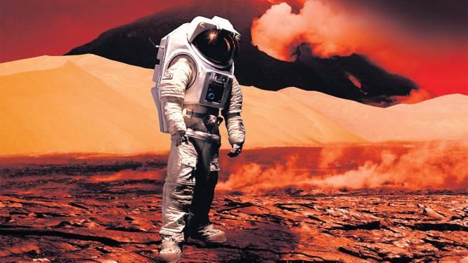 Race om 'enkeltje Mars' gaat verder: 663 kandidaten over