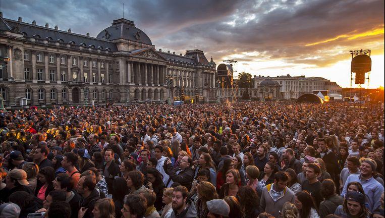 Brussels Summer Festival: de veertiende editie belooft een eclectische marathon te worden. Beeld Eric Danhier