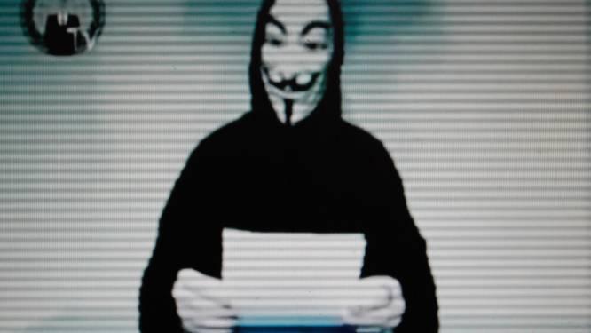 Probeert Anonymous morgen het parlement binnen te dringen?