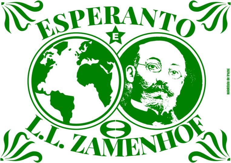 L.L. Zamenhof, de uitvinder van het Esperanto. Beeld Wikimedia