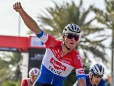 Pas de Mathieu van der Poel au départ du Omloop pour l'instant