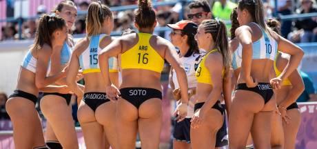 """Pink prête à payer l'amende """"sexiste"""" des handballeuses norvégiennes"""
