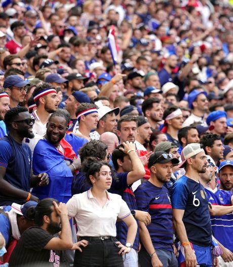 Franse fans maken klassieke fout: ze wilden naar Boedapest, maar strandden in Boekarest