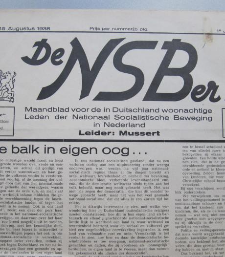 Nederlandse NSB'ers uit Kleef hielpen verkleed als marechaussee de Duitse troepen