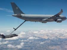 Twee F-35's met vertraging onderweg naar Volkel voor Luchtmachtdagen