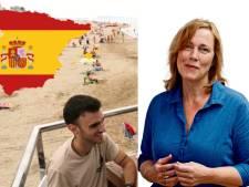 Student mag niet studeren maar wél vakantie vieren in oranje Spanje