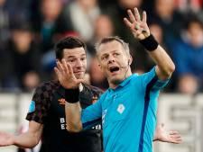 Ajax - Willem II onder leiding van Björn Kuipers