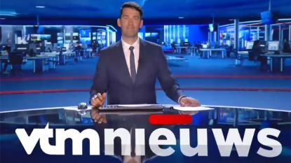 VTM Nieuws duurde maar tien minuten deze middag door onrust op redactie