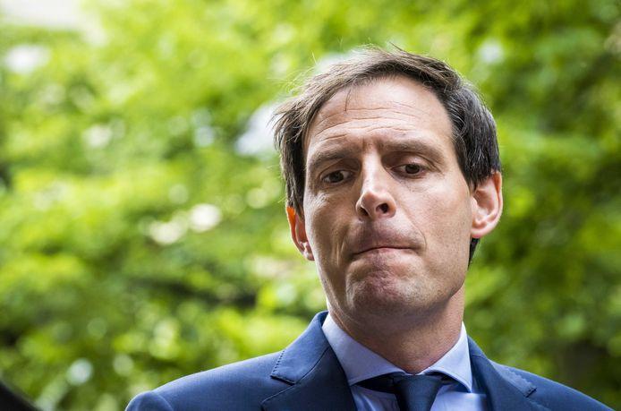 CDA-leider Wopke Hoekstra