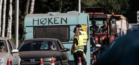1.950 blaastesten uitgevoerd na Zwarte Cross, 2 chauffeurs rijbewijs kwijt