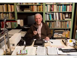 Schrijver Aster Berkhof op 100-jarige leeftijd overleden