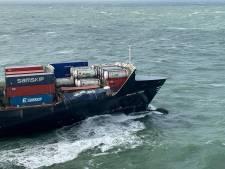 Onderzoek naar overboord slaan containers bij Ameland