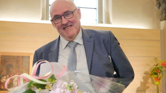Herman stopt na meer dan 30 jaar als organist in de Kuurnse kerken