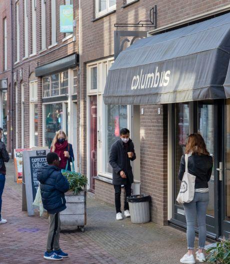 Koffie en thee to go is de nieuwe way to go in Wageningen