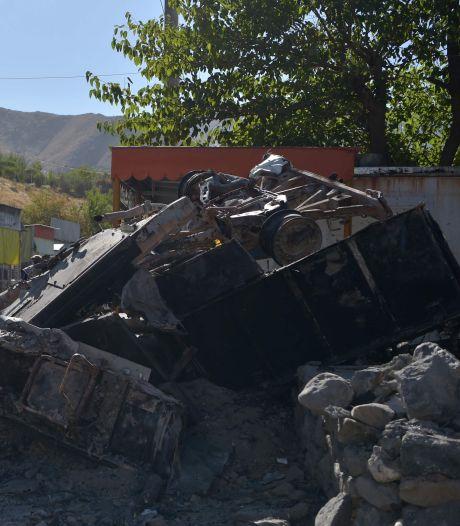 Comment le Panchir est-il tombé face aux talibans?