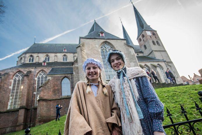 Dickens Festijn 2017 in Deventer. Foto Rob Voss