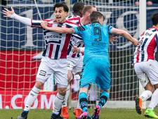 Falkenburg redt punt voor Willem II na omstreden goal AZ