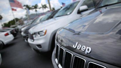 Fiat Chrysler roept 210.000 wagens terug wegens remproblemen