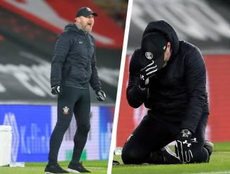 """Southampton stunt tegen Liverpool, en dat brengt heftige emoties teweeg bij coach Hasenhüttl: """"Het was heel intens"""""""