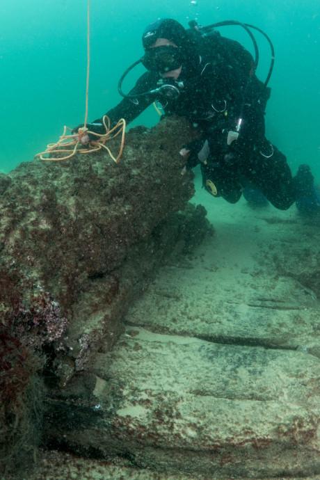 'Vondst van decennium': eeuwenoud scheepswrak voor kust Portugal