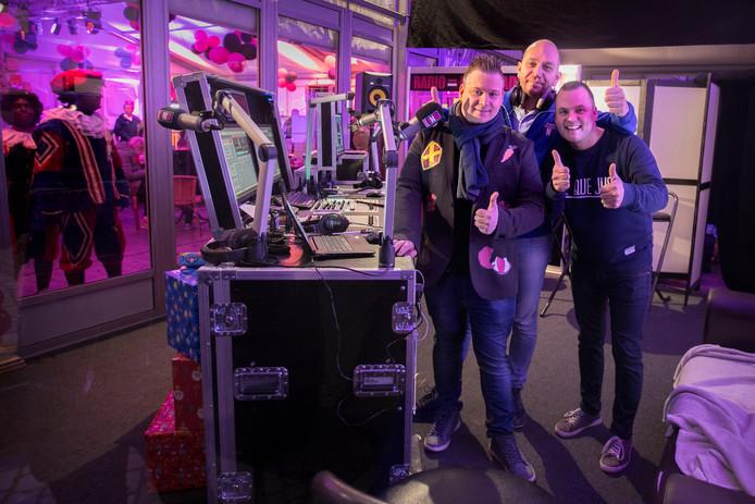 Best Dj's Radio JND sloten zich 72 uur op in studio