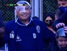 Diego Maradona testé négatif au coronavirus