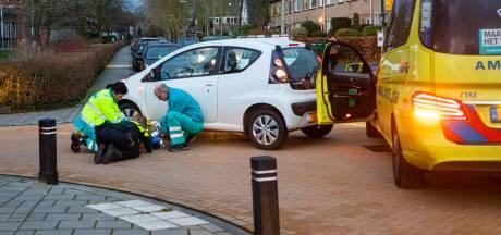 Fietsster gewond na botsing met automobiliste in Baarn