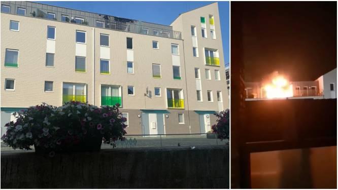 """Zware brand in centrum Mechelen: """"Bewoonster net op tijd gewekt door rookmelders"""""""