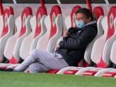 """Franky Vercauteren (Antwerp FC) na nederlaag in play-offs: """"Genk is zeker en vast niet beter dan wij"""""""