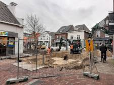 Centrum Kaatsheuvel verandert in zandbak: Peperstraat moet opnieuw open vanwege een foutje