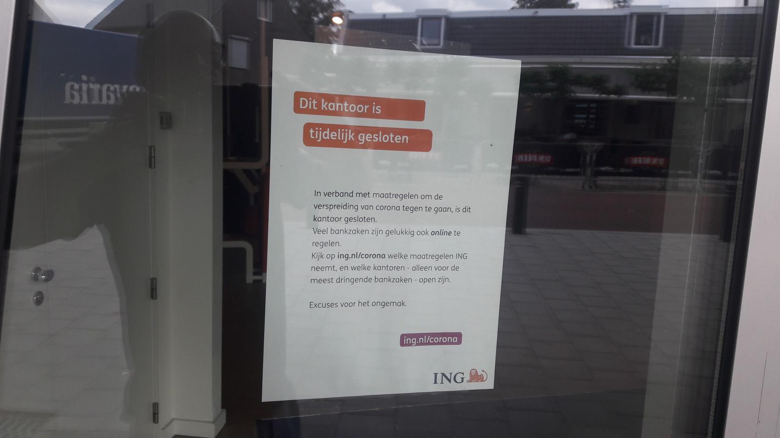 Tijdens de coronapandemie al dicht. Per 20 augustus gaat de vestiging in Rosmalen definitief op slot.