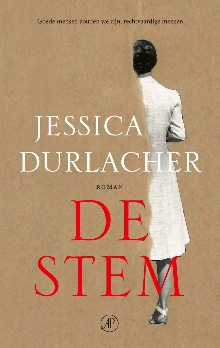 Jessica Durlacher, 'De stem', De Arbeiderspers Ayaan Hirsi Ali, 'Prooi', Atlas Contact. Beeld RV